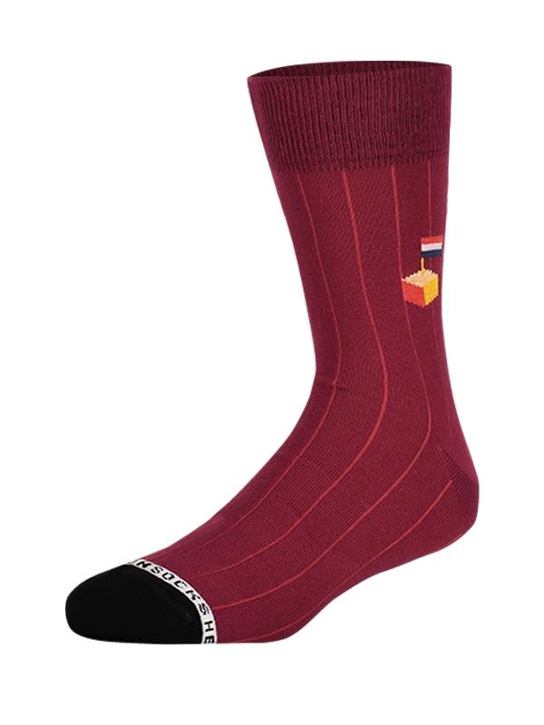 Heroes_on_Socks_Cheese_Marron_41_46