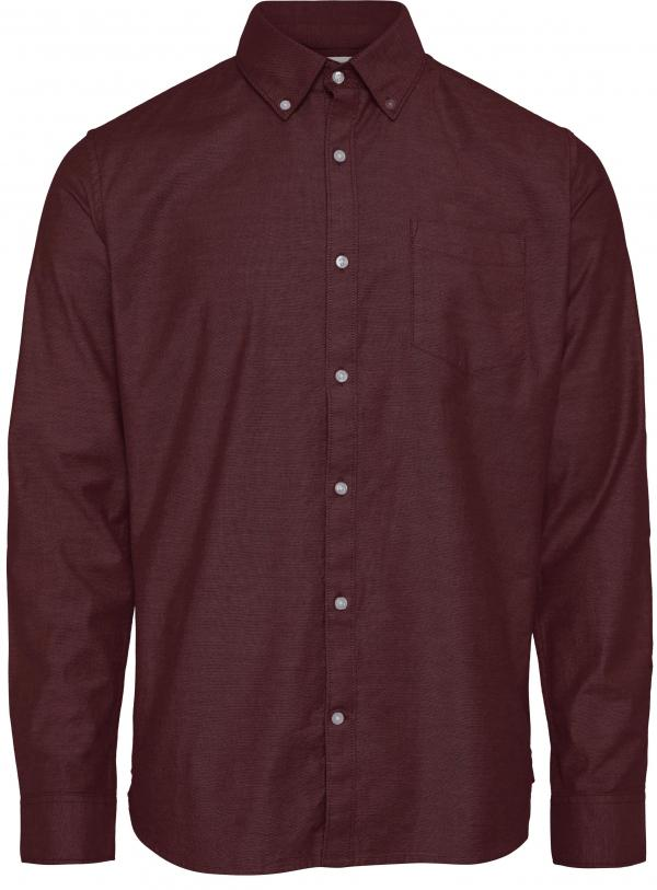 Knowledge_Elder_Regular_Fit_Stretch_Oxford_Shirt_codovan