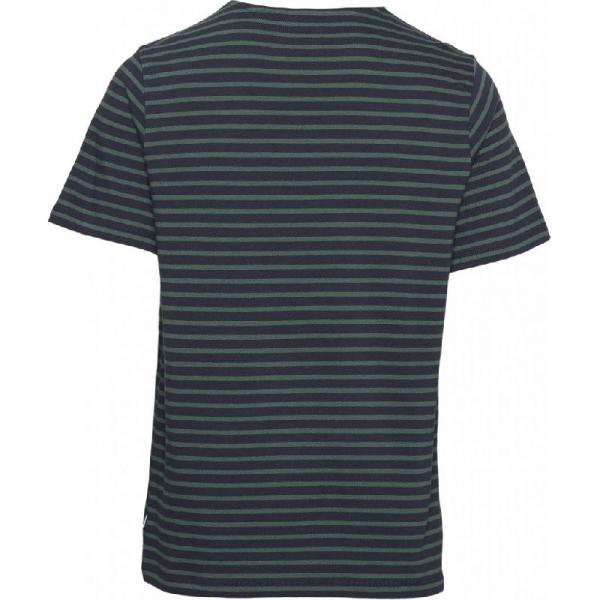 Knowledge_cotton_apparel_Alder_striped_tee_pineneedle_1294_1