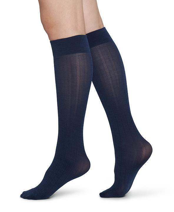 Swedish_Stockings_Freja_Bio_wool_sock_navy_1